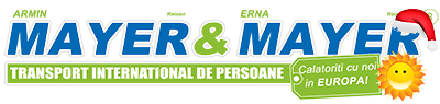 Mayer & Mayer – Transport România – Germania Logo